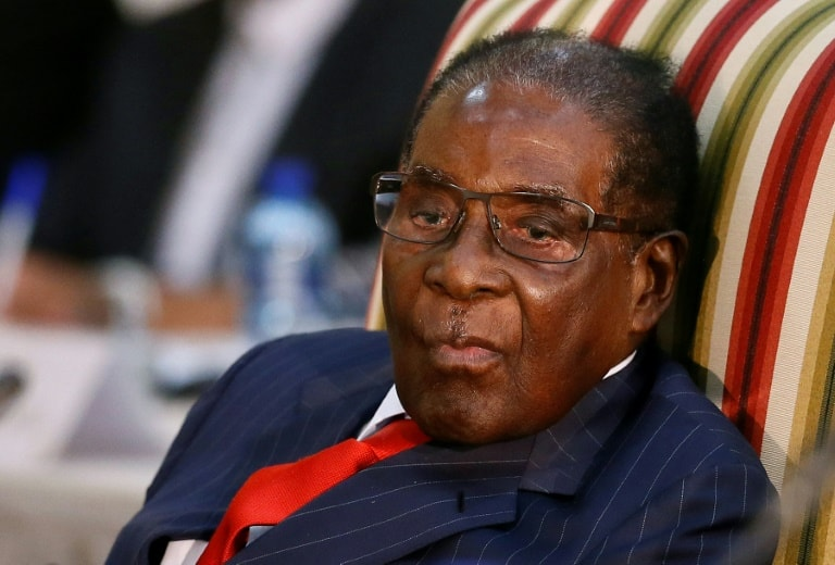 Robert Mugabe as WHO goodwil-min