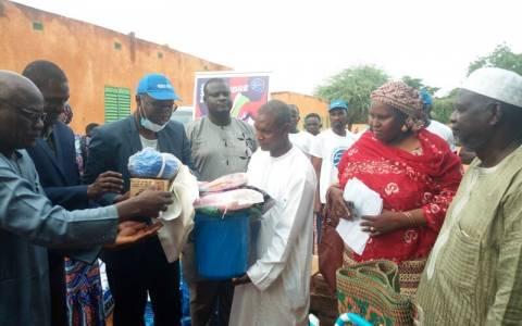 Marathon Day du Groupe Bolloré: au Niger, l'édition 2020 en solidarité avec les victimes des inondations