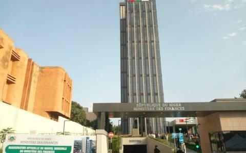 Inauguration officielle de l'hôtel des Finances: une infrastructure ultramoderne et multifonctionnelle au cœur de la capitale