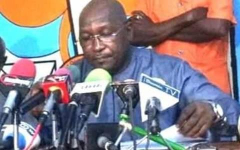 DÉCLARATION DU BUREAU POLITIQUE NATIONAL DU MODEN-FA LUMANA AFRICA DU 24 OCTOBRE 2020