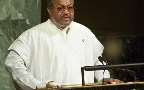 Ghana: l'ancien président Jerry Rawlings a tiré sa révérence