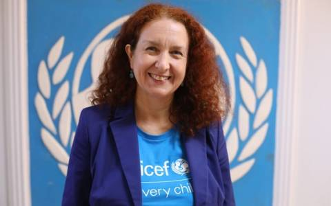 20 Novembre 2020 - Journée Mondiale de l'Enfance : Réinventons l'avenir pour chaque enfant (Par Ilaria Carnevali, Représentante a.i. de l'UNICEF au Niger)