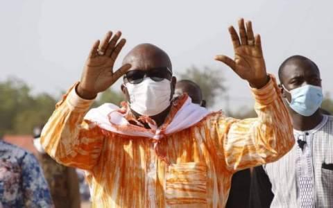 Burkina: le président Roch Marc Christian Kaboré réélu dès le premier tour avec 57,87% des voix (CENI)