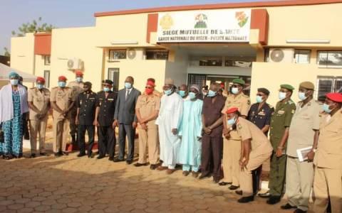 Santé : inauguration officielle du siège de la Mutuelle des agents de la police et de la garde nationale