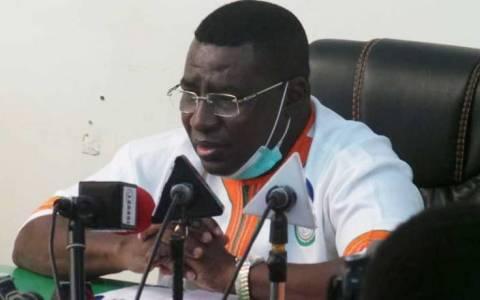Sports : le colonel-major Pélé candidat à la vice-présidence du Comité exécutif de la Confédération africaine de football (CAF)