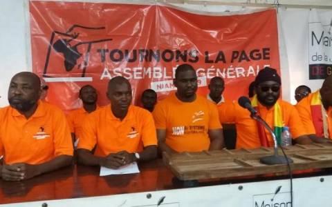 Niger : Tournons La Page s'inquiète de la situation née de la proclamation des résultats globaux provisoires du deuxième tour de l'élection présidentielle (Communiqué)
