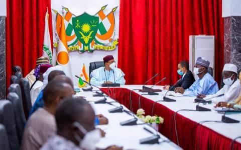 Dialogue social : le président Bazoum échange avec les partenaires sociaux