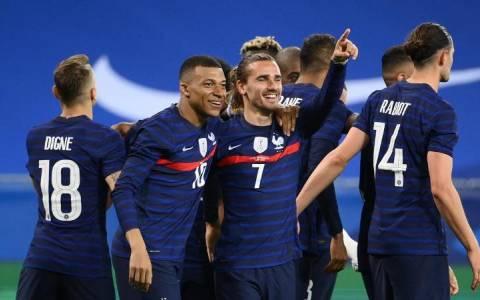 La France va gagner l'Euro 2020 d'après les bookmakers