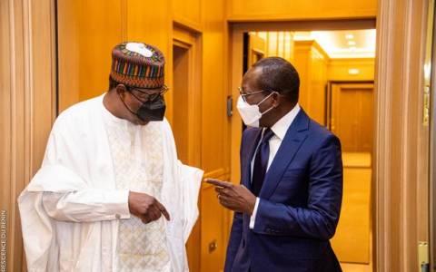 Bénin: rencontre au sommet entre Patrice Talon et Yayi Boni pour décrisper le climat politique