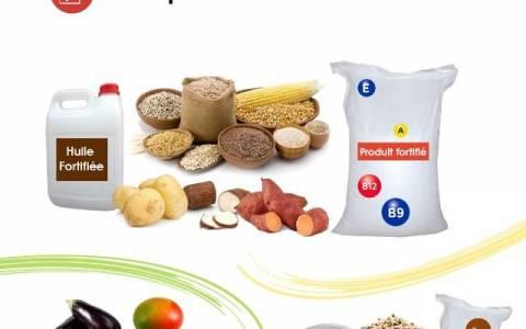 Des produits locaux fortifiés dans une alimentation équilibrée et variée pour notre santé et celle de nos familles: «Consommons ce que nous produisons »