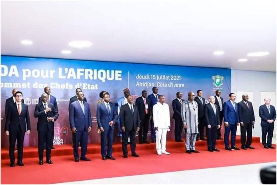 Conférence des Chefs d'Etat sur la reconstitution des ressources de l'Association Internationale du Développement (IDA-20) : Déclaration d'Abidjan