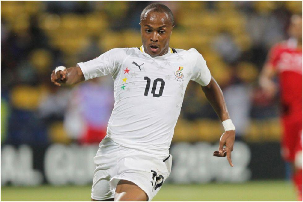 Quel est le parcours de l'international ghanéen André Ayew ?