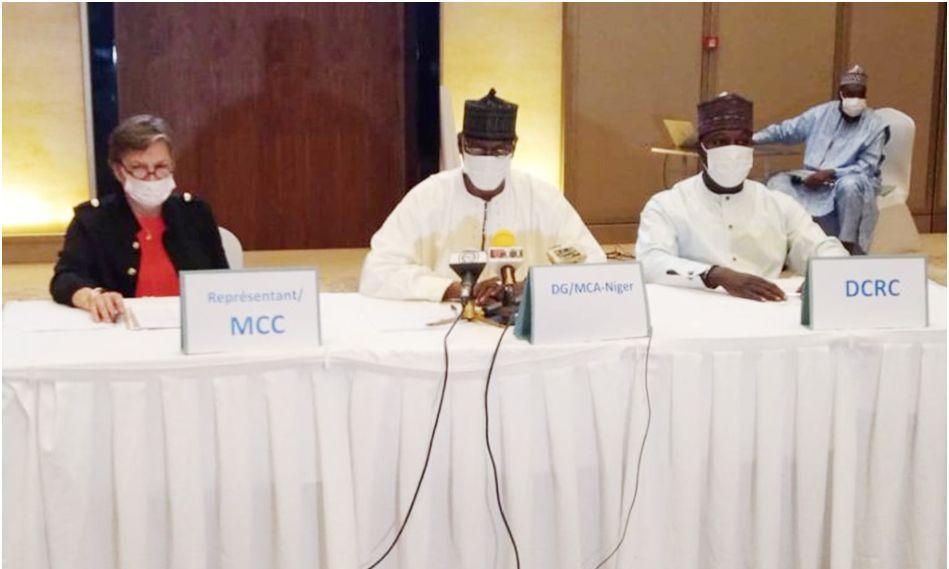 MCA-Niger : lancement des études des travaux de réalisation de périmètres irrigués pour la mobilisation des eaux au profit du secteur agricoles et piscicole