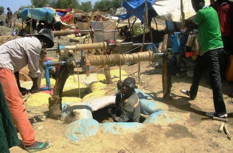 Insécurité: suspension des activités minières dans la zone de Tamou (Région de Tillabéri)