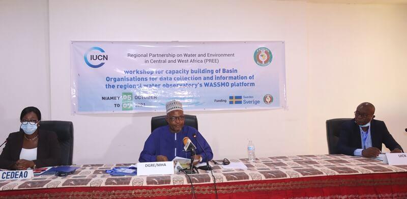 Observatoire Régional de l'Eau: Niamey abrite un atelier de renforcement des capacités de collecte de données et de renseignement du système WASSMO