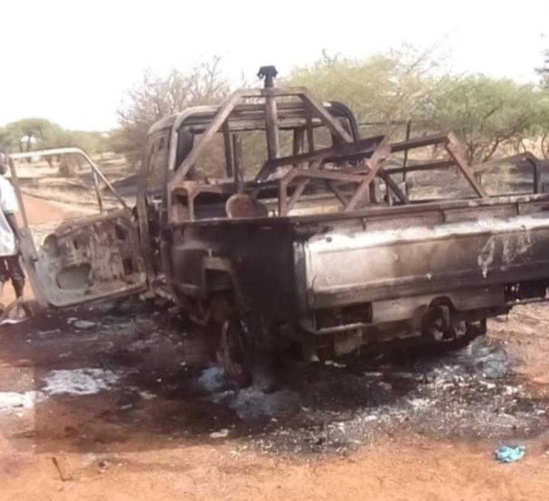Insécurité: 11 soldats tués suite à l'attaque du convoi du Préfet de Bankilaré (nouveau bilan)