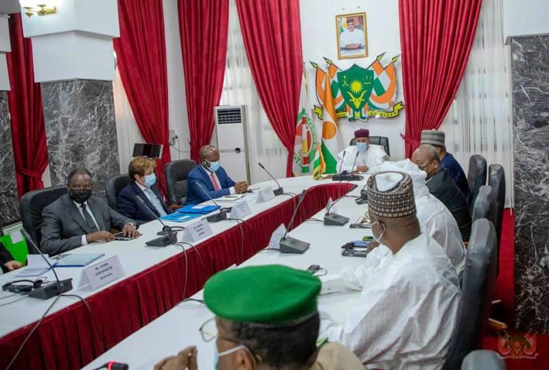 En visite au Niger, le Conseil de sécurité a discuté avec les autorités des défis sécuritaires et humanitaires