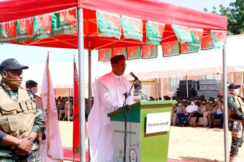 Défense: le Président annonce d'importantes mesures destinées à renforcer la capacité opérationnelle des Forces armées nigériennes (FAN)