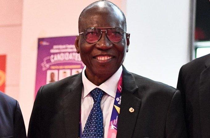 African Taekwondo Confederation: Nigerian Issaka Idé, Acclaimed President of World Taekwondo Africa (WTA)