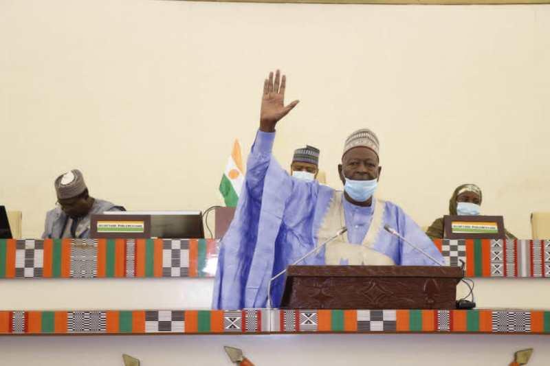 Niger : 9 nouveaux membres de la Commission Nationale des Droits Humains prêtent serment devant le parlement
