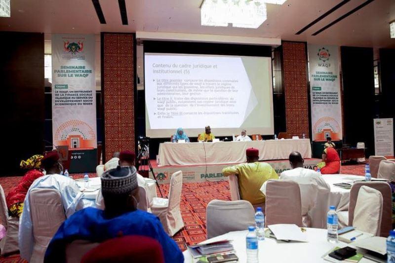 Haute Autorité au Waqf: Séminaire parlementaire sur le WAQF
