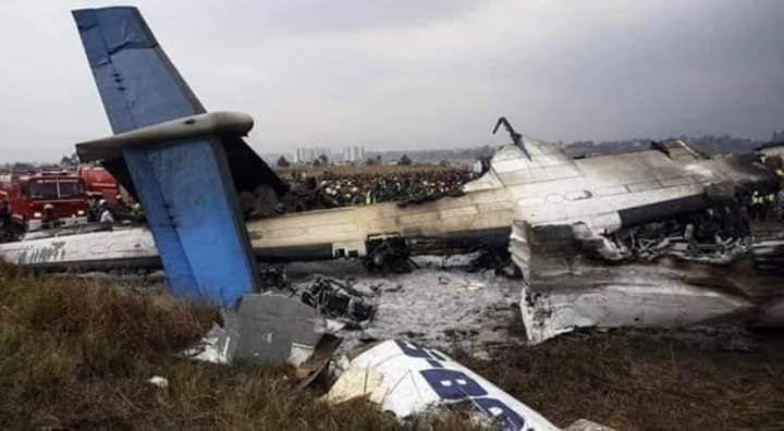 Crash Ethipioan Airlines 10 03 2019