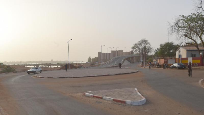 niamey centre journee ville morte