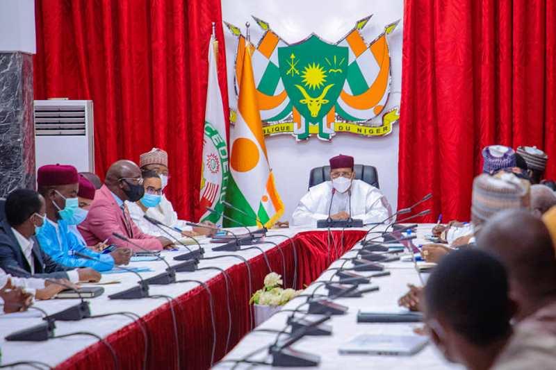 Le Président Mohamed Bazoum s'engage à redresser le secteur des télécommunications