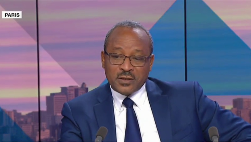 Hassoumi Massaoudou France24