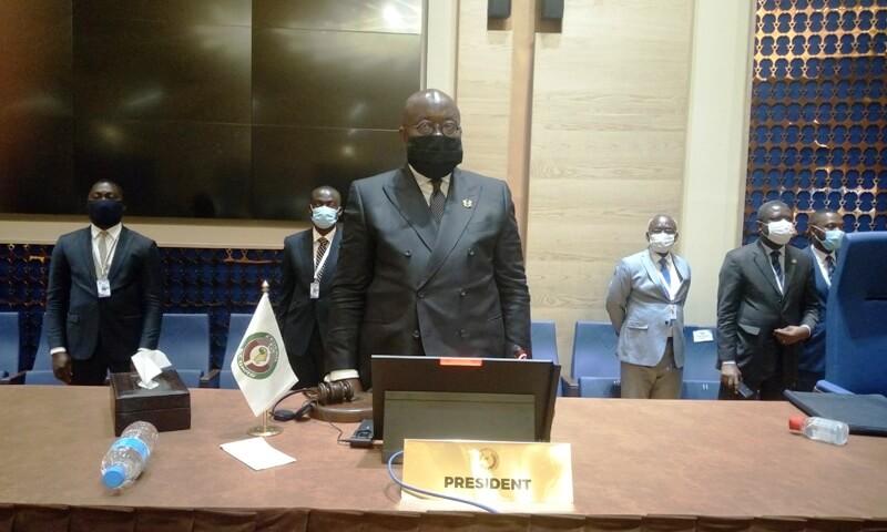 Nana Akufo Addo nouveau PR CEDEAO