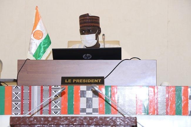 Assemblée nationale: discours du PAN à l'ouverture de la 2e session ordinaire au titre de l'année 2020