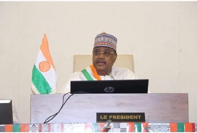 « Lorsque les élections sont terminées, il faut en tourner la page et se mettre au service du pays », déclare le PAN Seyni Oumarou à l'ouverture de la première session ordinaire de l'Assemblée nationale