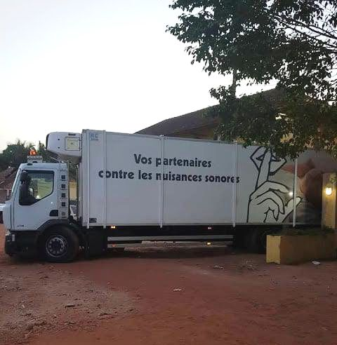 camion transportant drogue BIS