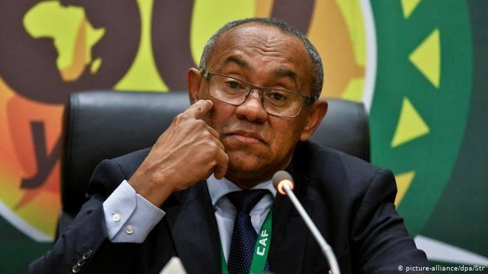 CAF: la FIFA interdit pour 5 ans le président Ahmad de toute activité liée au football pour soupçons de malversations
