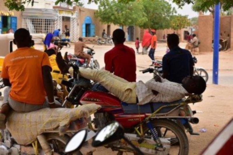 Région de Tillabéri: les motos peuvent désormais circuler sauf la nuit