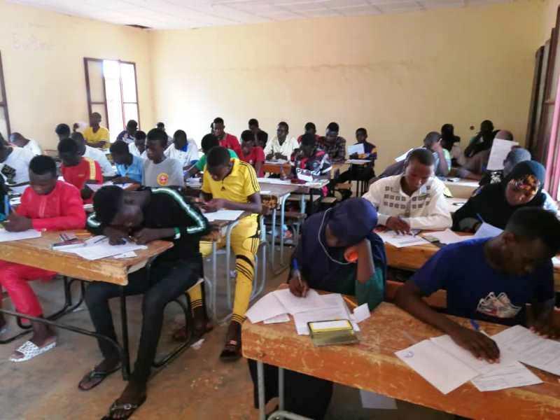 Session 2021 du BEPC au Niger : le taux de réussite de 20,50% en deçà des attentes