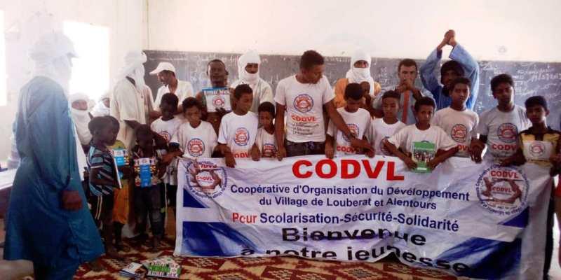 Cooperative Louberat contre palu BIS1