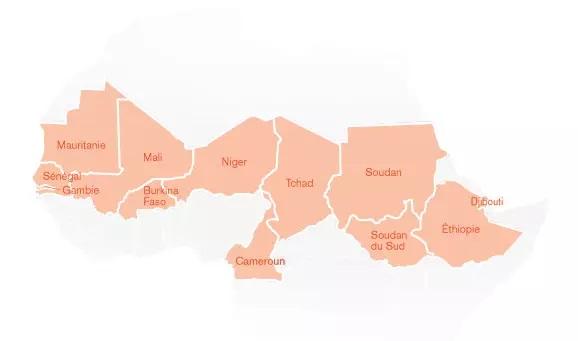 Le Sahel, une région extrêmement vulnérable au dérèglement climatique