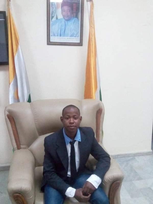 L'incroyable destin du jeune écrivain, nigérien Ibrahima Madougou Moubarak