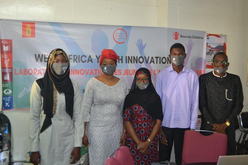 Laboratoire des Jeunes Talents de Save the Children : des idées et des solutions innovantes pour la paix et le développement en Afrique de l'ouest