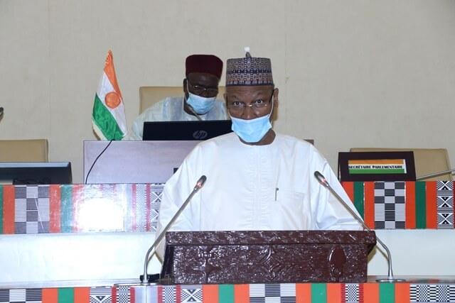 Niger : le budget général 2021 de l'Etat s'équilibre en recettes et en dépenses à 2.644,53 milliards