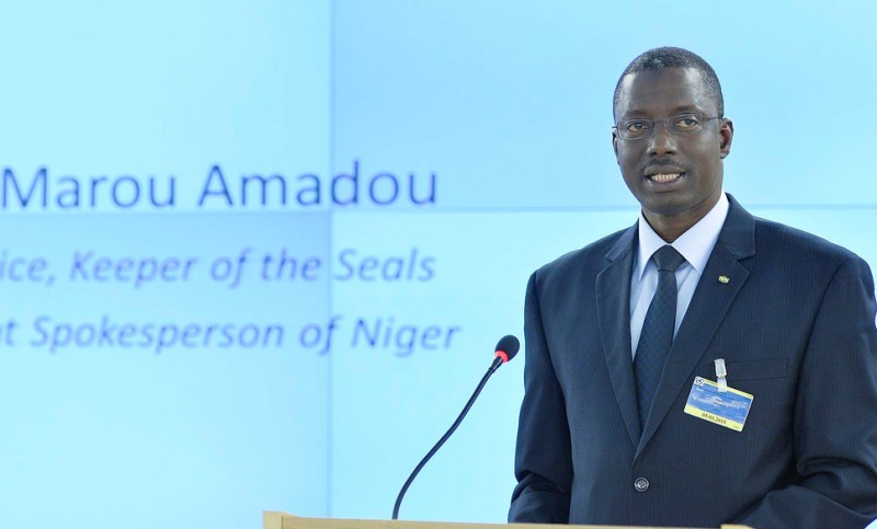 Marou Amadou Human right