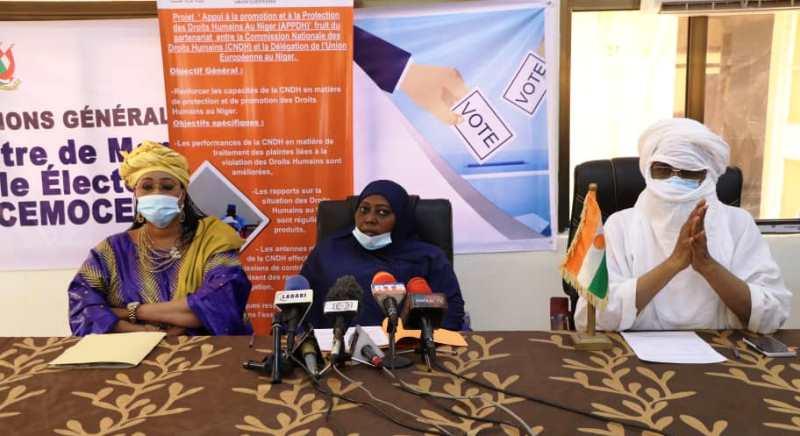 Formation du gouvernement : la CNDH et MoNDE Kourcia plaident pour le respect de la loi sur le quota
