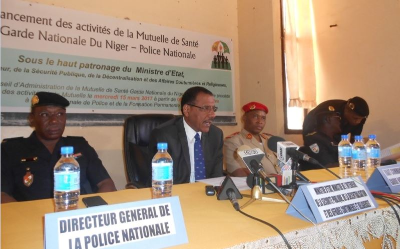 Mutuelle de sante garde nationale et police nationale
