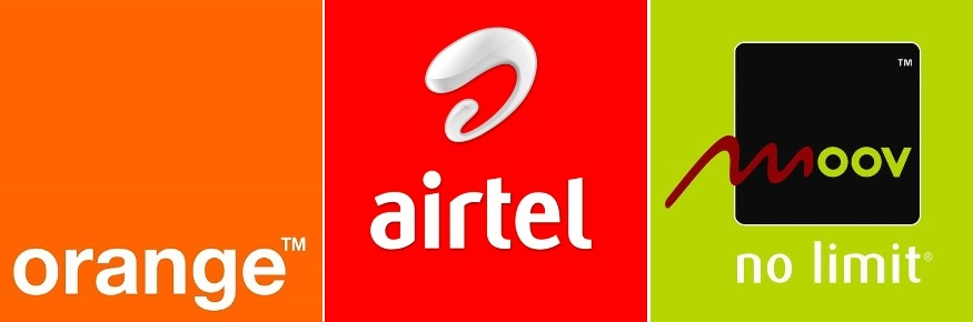 Orange Airtel Moov