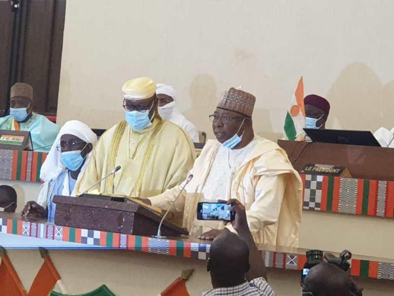 Nation: ce qu'il faut retenir du premier gouvernement dirigé par Ouhoumoudou Mahamadou