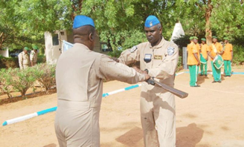 Armée de l'Air: le Lieutenant-colonel Sidi Oummar Ka Ismael Ka aux commandes de la Base aérienne 101 de Niamey