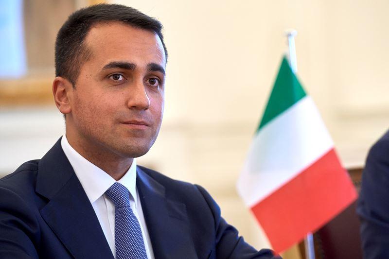 Editorial du Ministre des Affaires Estrangères et de la Coopération Internationale de la République d'Italie, S.E. M. Luigi Di Maio