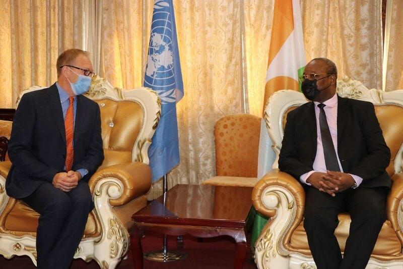 L'UNICEF réaffirme son soutien pour la réalisation des droits de l'enfant au Niger (COMMUNIQUE DE PRESSE)