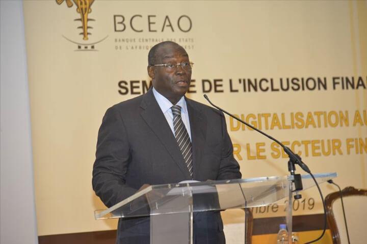 UEMOA: discours du gouverneur de la BCEAO, Tiémoko Meyliet KONE, à ...